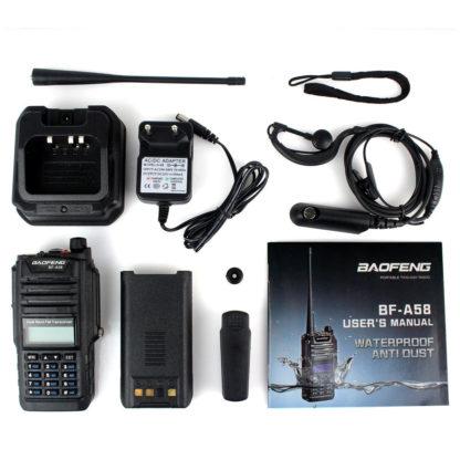 Радиостанция Baofeng A58 5W
